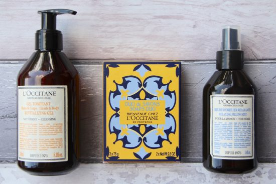 l'occitane 40th anniversary giveaway