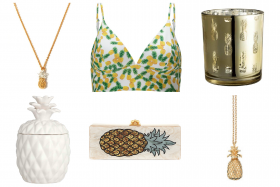 Weekly Window Shop: Pineapple Party