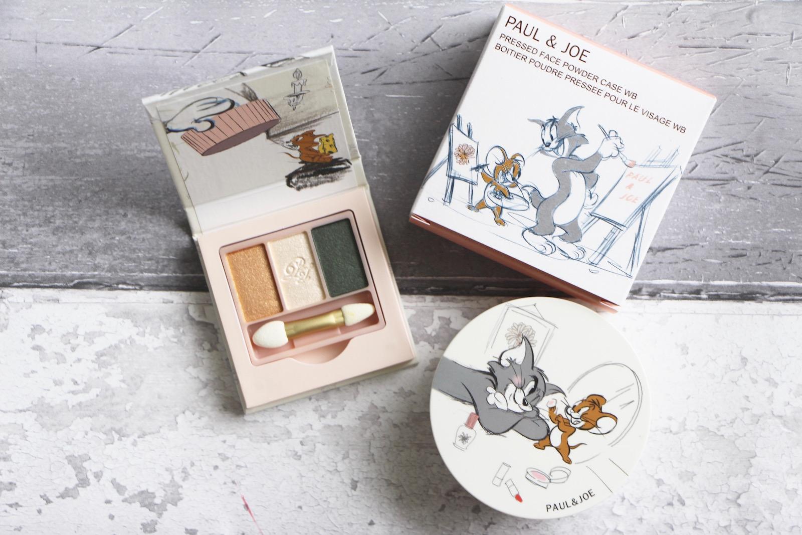 paul joe beaut warner bros limited edition makeup collection a model recommends. Black Bedroom Furniture Sets. Home Design Ideas