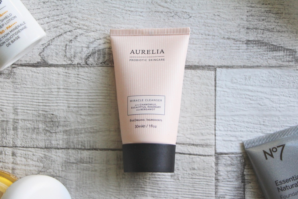 aurelie miracle cleanser review