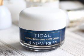 Sunday Riley Tidal Cream: Instant Love