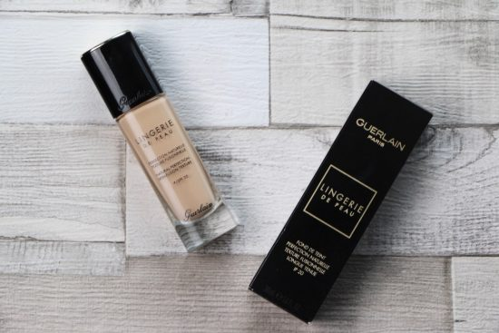 Guerlain Lingerie de Peau Foundation Review