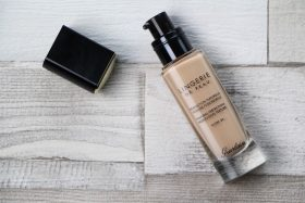 Guerlain's New Lingerie de Peau Foundation