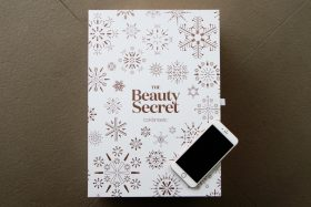 Lookfantastic's Gargantuan Advent Calendar: The Beauty Secret