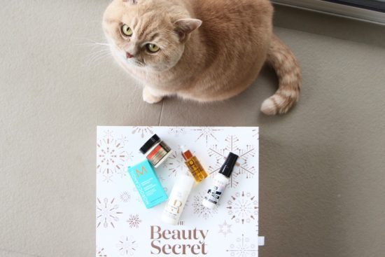 lookfantastic beauty secret advent calendar review