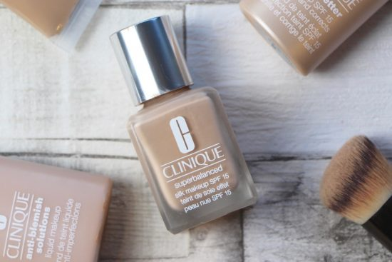 Clinique Superbalanced Foundation Review