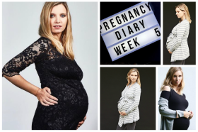 Sunday Tittle Tattle: The Pregnancy Diaries