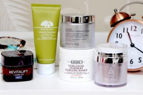 Five Brilliant Overnight Masks…