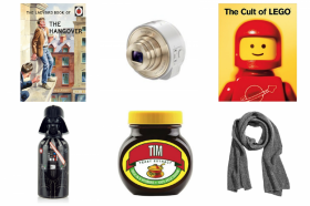 Weekly Christmas Shop: Gifts for Men | AD