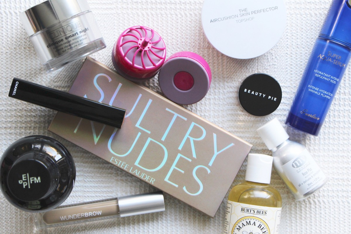 best beauty products december 2016