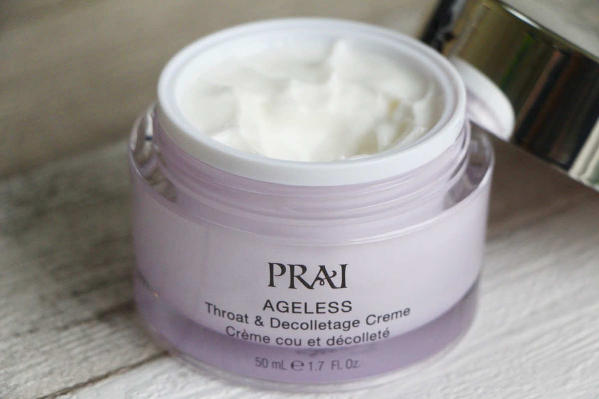 Prai Ageless Throat & Décolletage Cream Review
