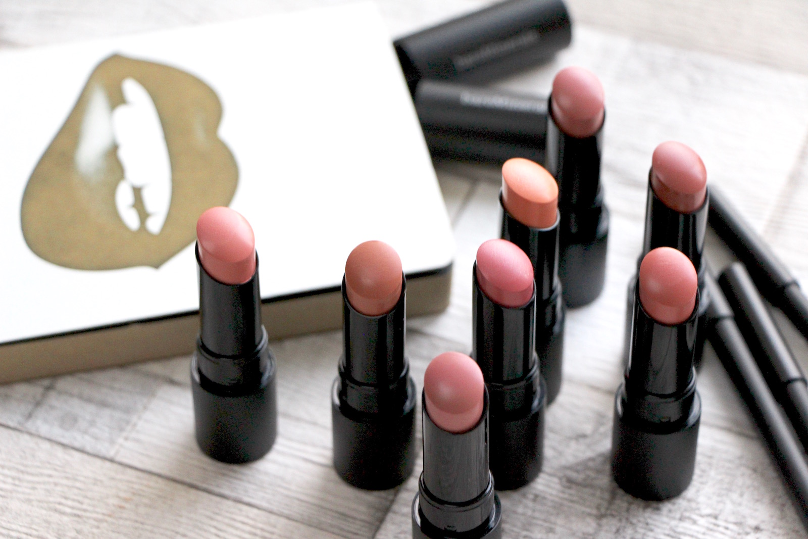 bareMinerals Gen Nude Radiant Lipstick Review