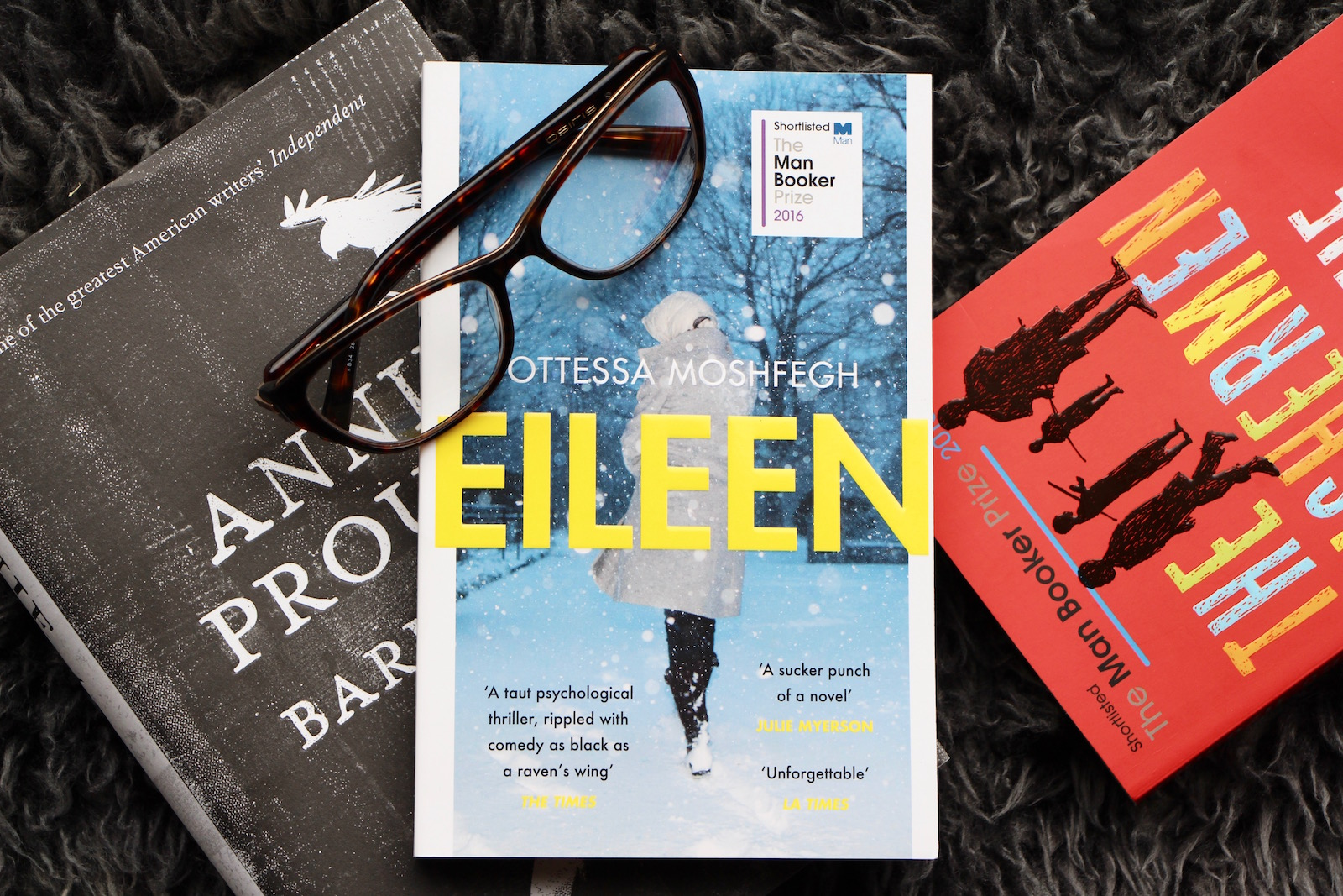 review of novel eileen