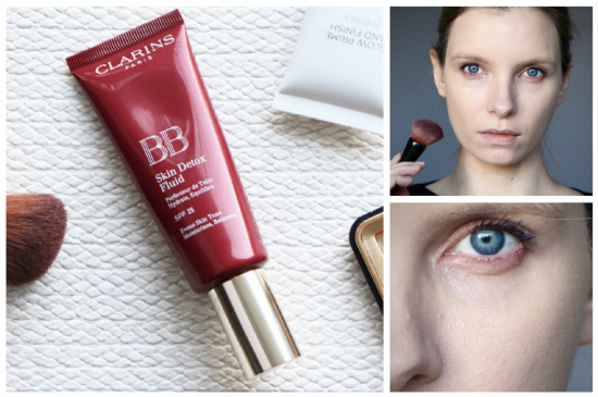 Foundation Review: Clarins BB Skin Detox Fluid