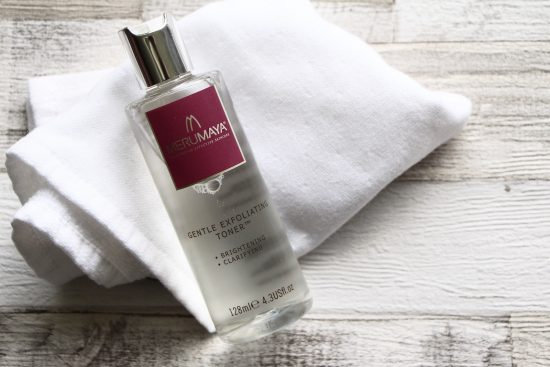 Merumaya Gentle Exfoliating Toner: Free Samples for UK Readers