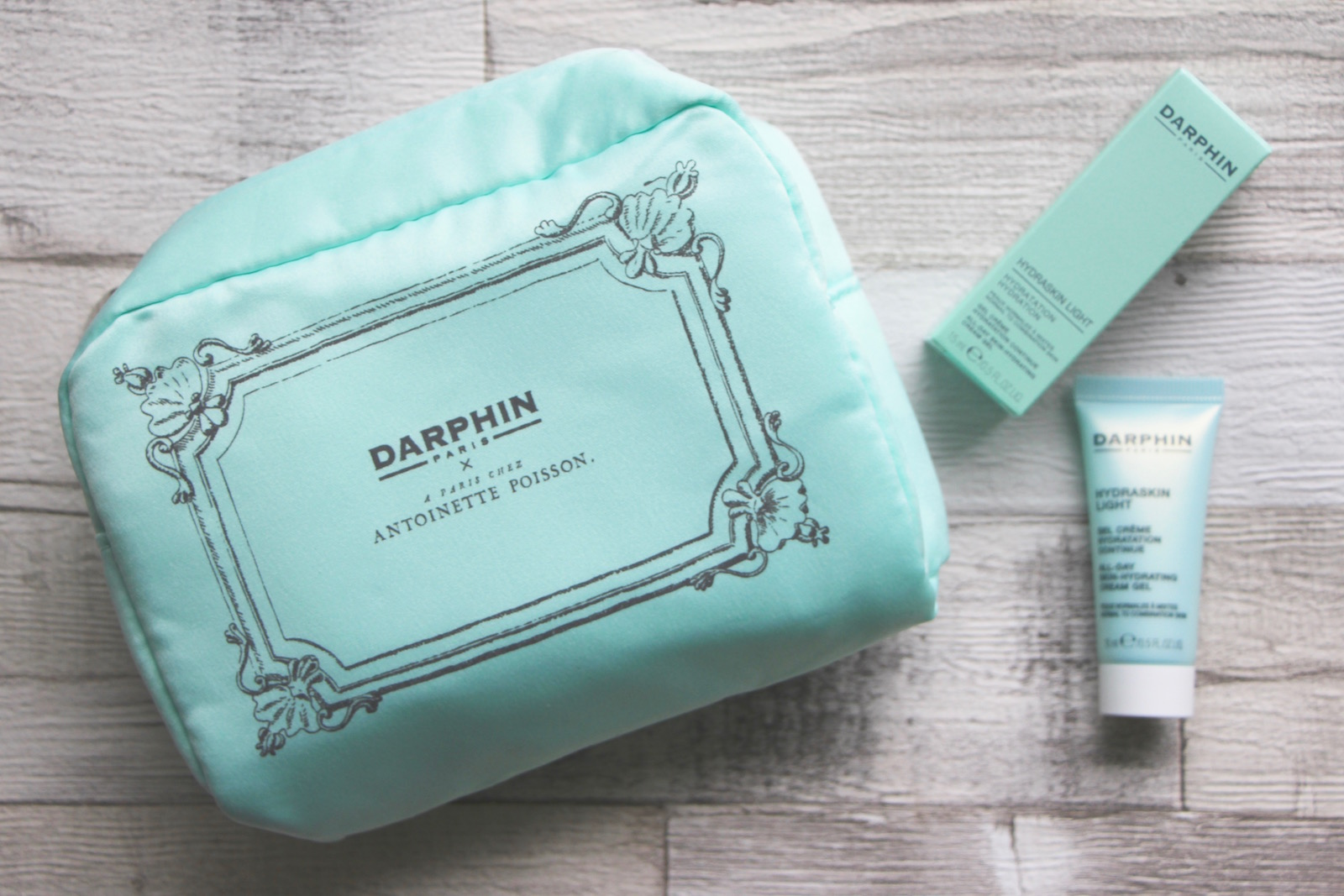 darphin hydraskin all day eye refresh gel cream review