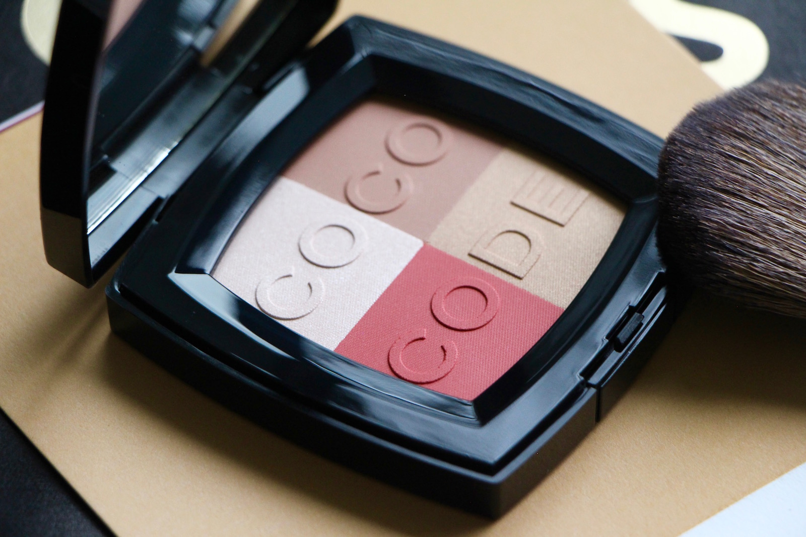 chanel codes blusher