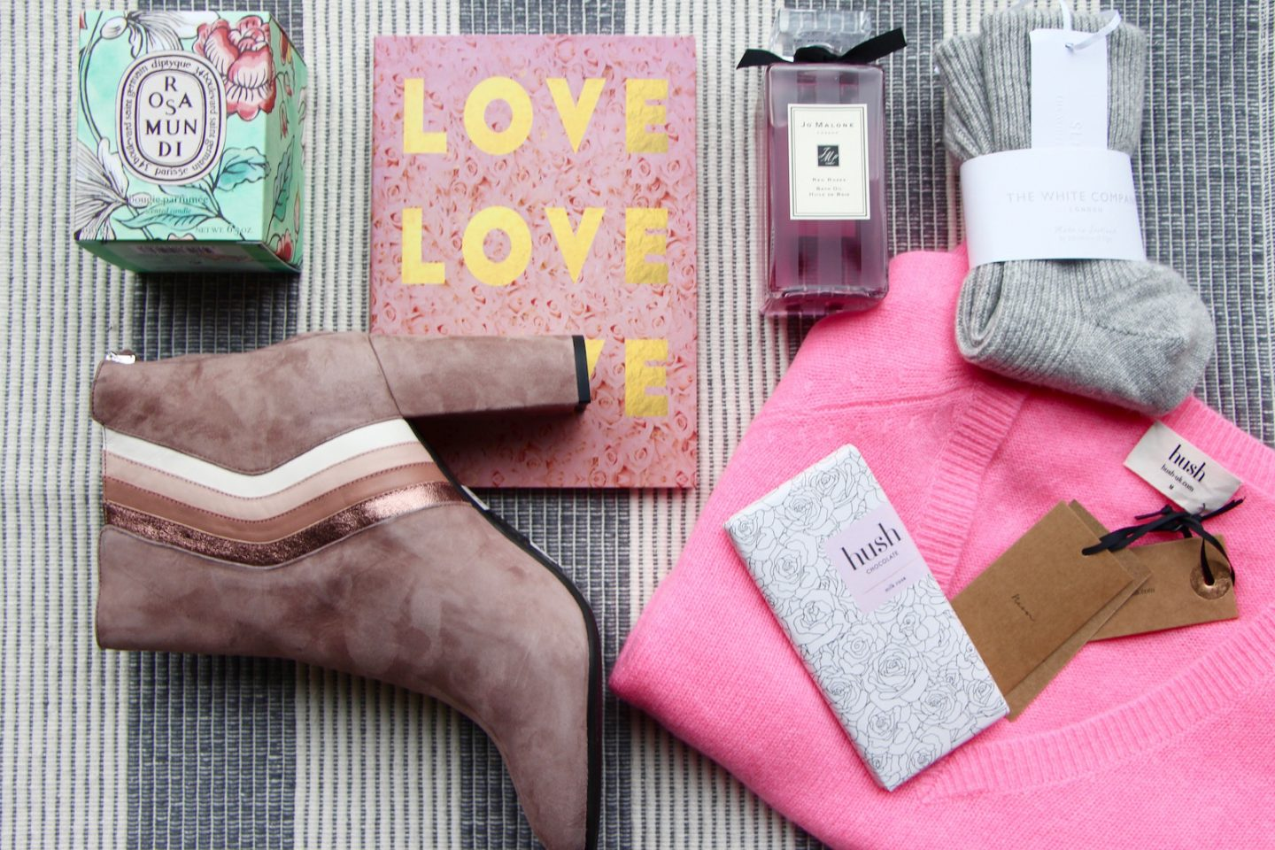 luxury gifts for women valentines