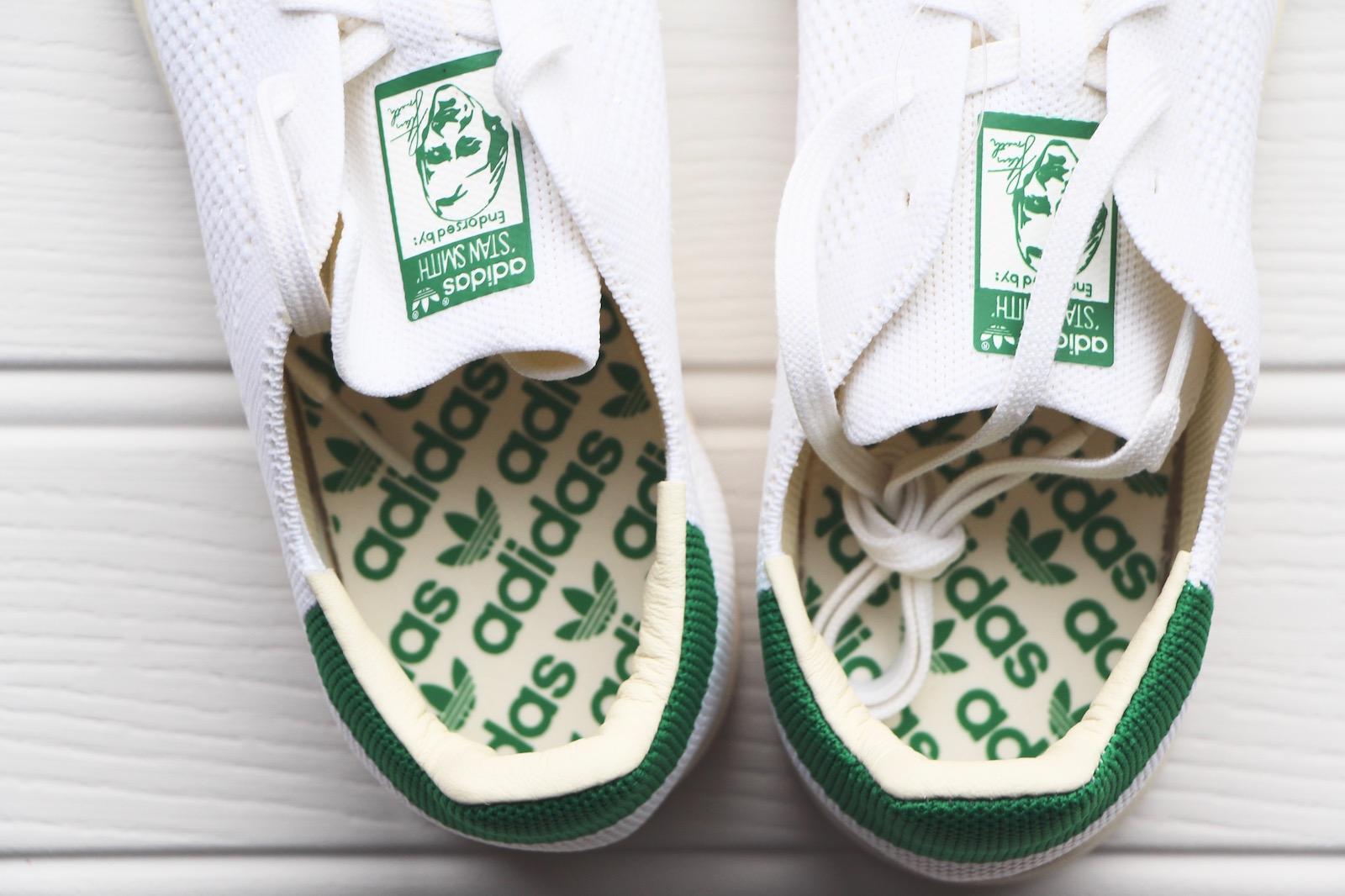 Adidas Stan Smith Primeknit Trainers
