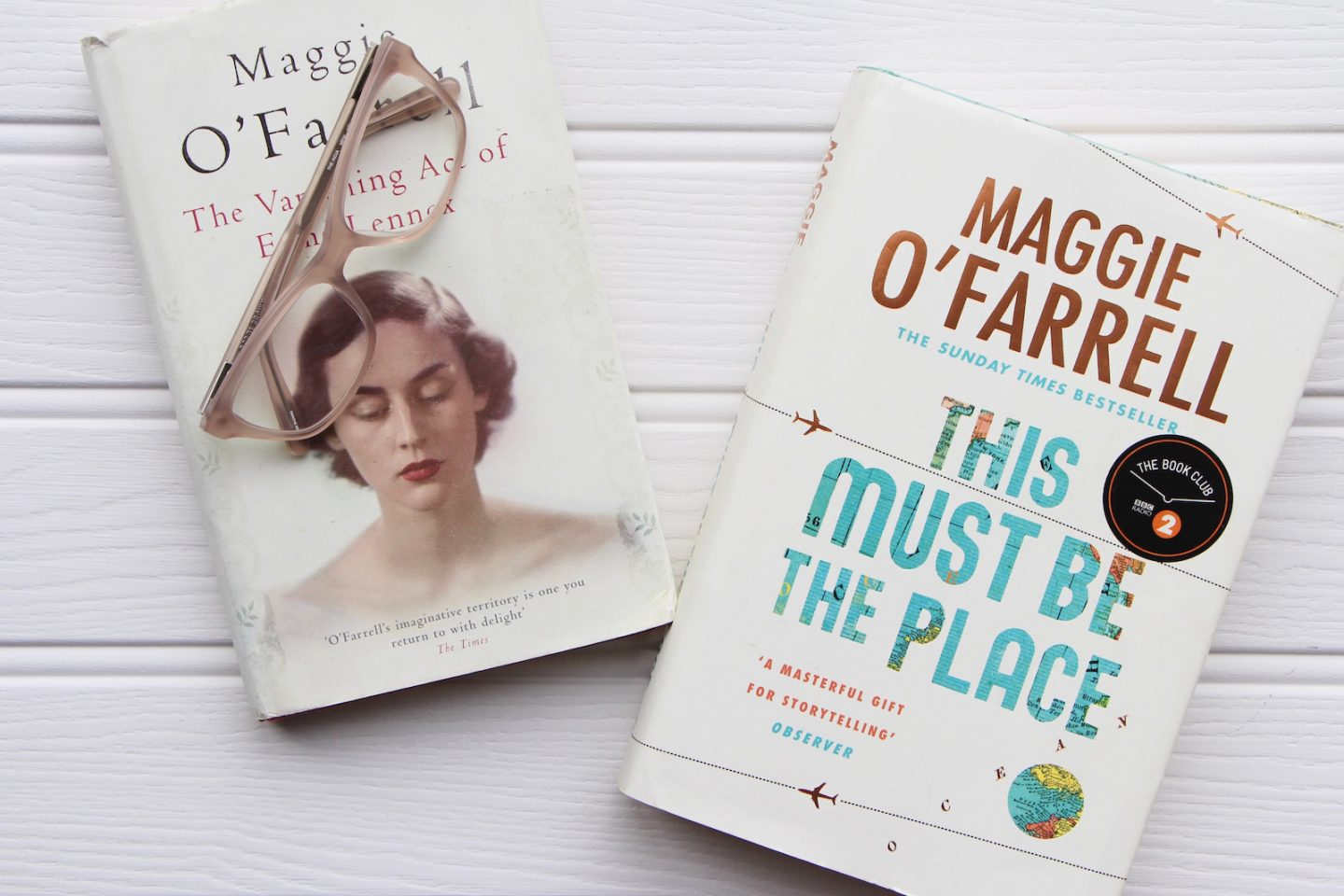 maggie o'farrell novels review