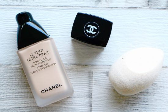 Chanel Le Teint Ultra Tenue Foundation Review