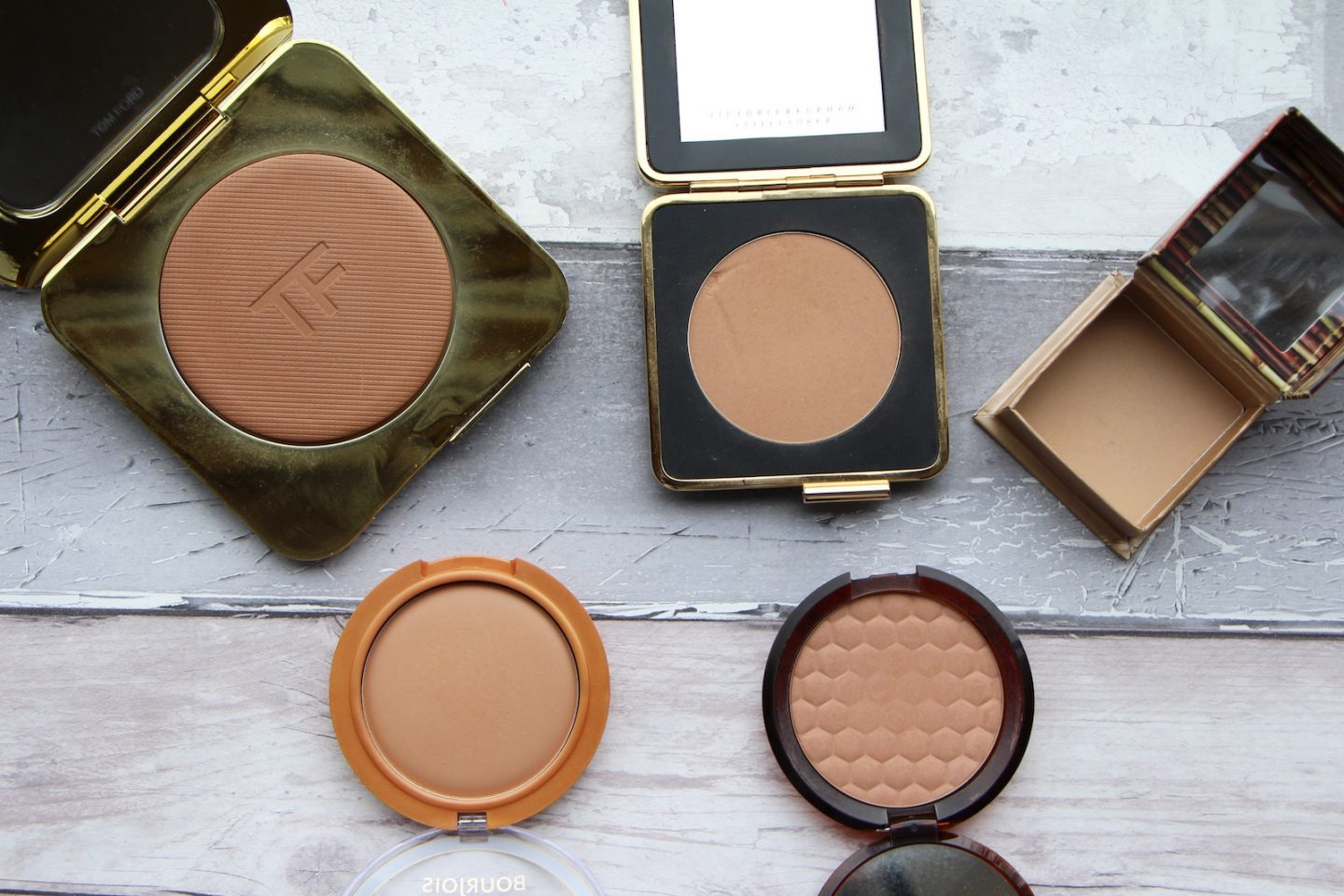 Five Foolproof Bronzers for Fair Skin
