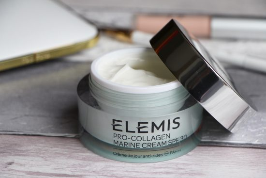 Elemis Marine Cream and the Silky SPF