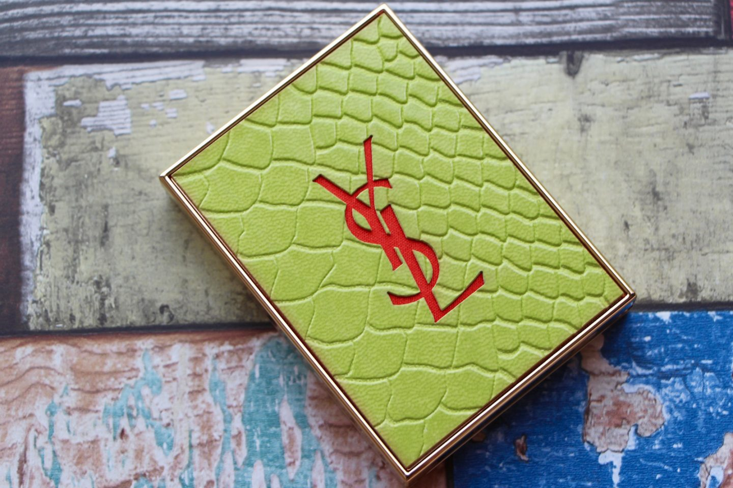 ysl limited edition bronzing stones palette