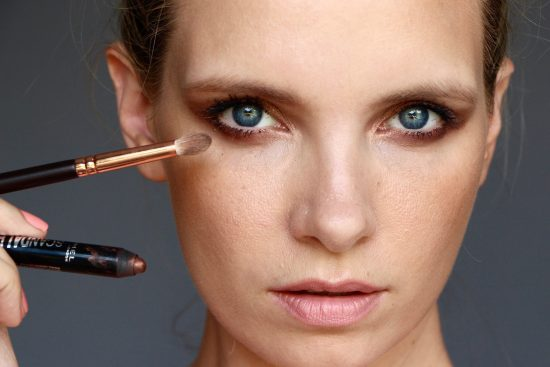 The Easiest Smokey Eye Ever…