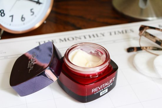 Revitalift Laser Renew: Day Cream that Keeps On Working | AD