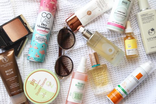 My Essential Summer Beauty Products