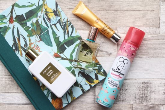 Four Great Summer Scents for Sexy Skin and Hair