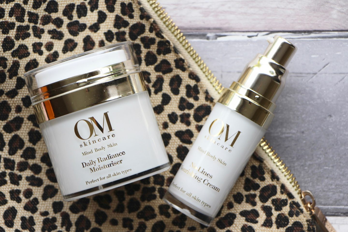 luxury beauty om skincare