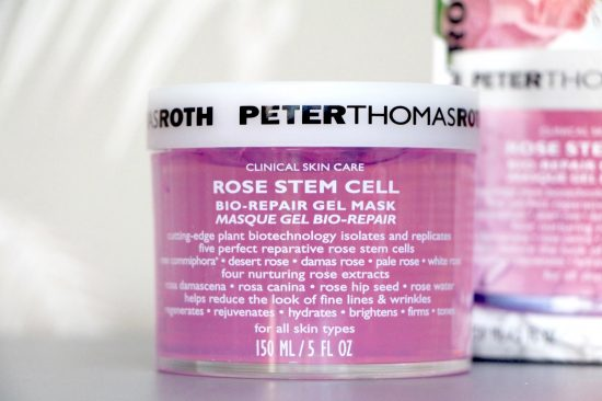 Rose Stem Cell Mask: My Face Jelly Fetish