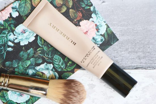 Foundation Review: Burberry Fresh Glow BB Cream