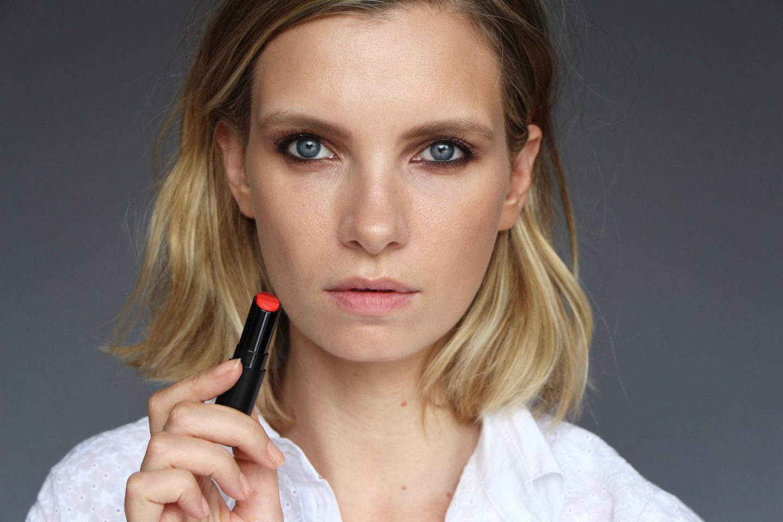 Smashbox Triple Tone Lipstick Review