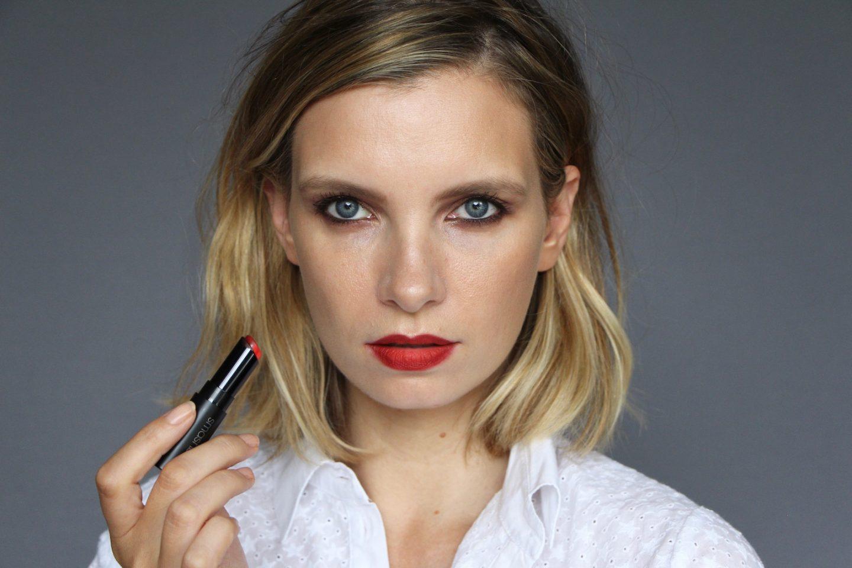smashbox triple tone lipstick ombre lips