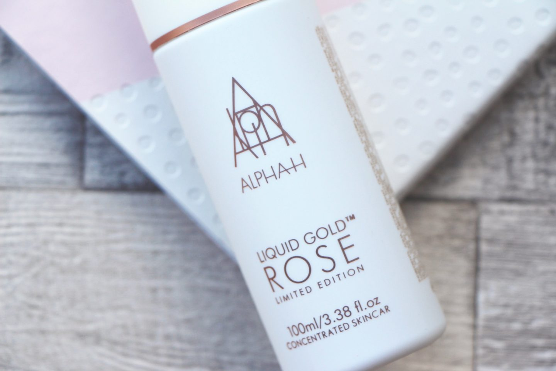 alpha-h liquid gold rose