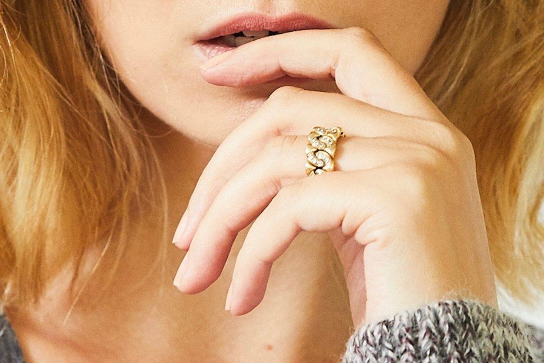 jewellery bvlgari ring