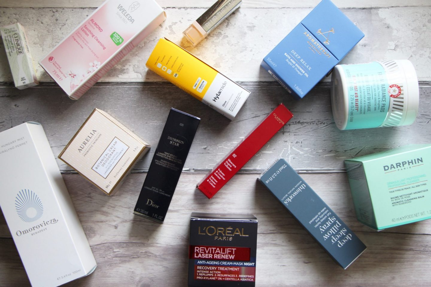top luxury beauty products