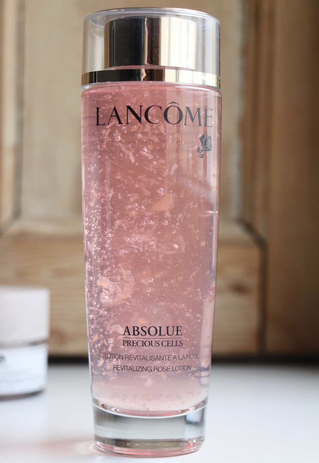 lancome precious cells rose lotion