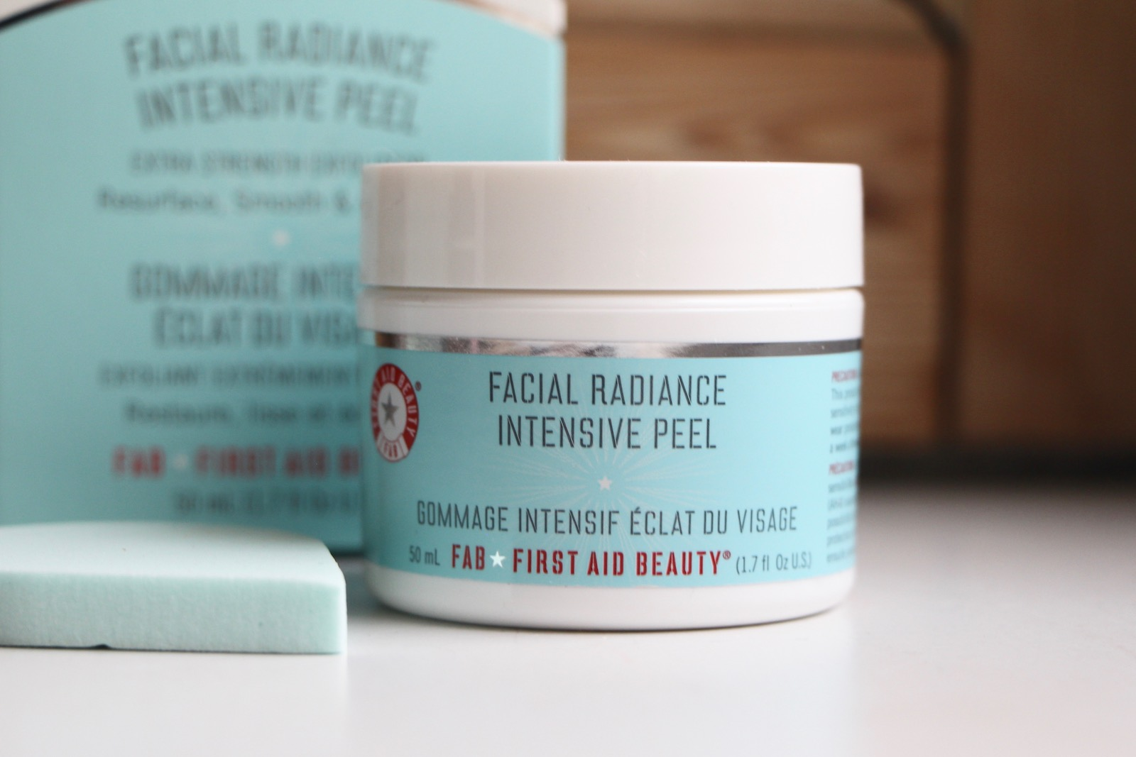 Face Off: The Facial Radiance Intensive Peel