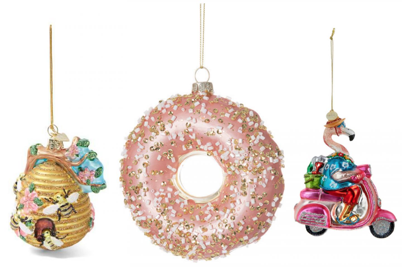 christmas decorations kitsch