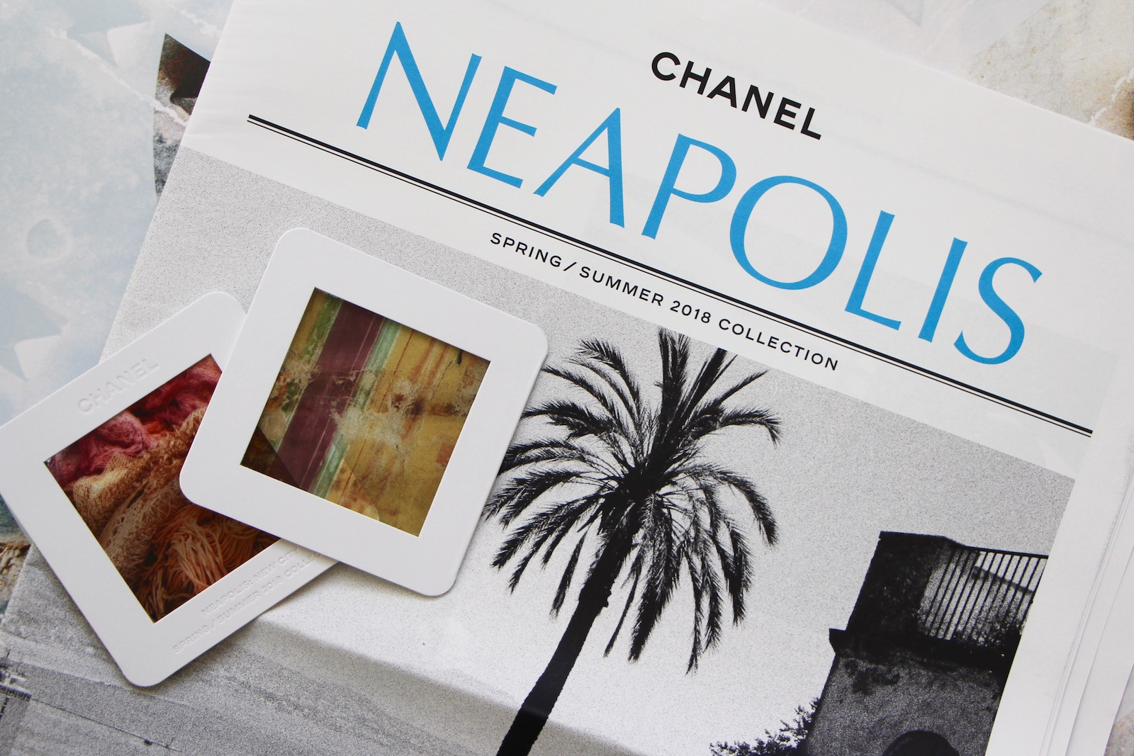 chanel neapolis makeup collection review