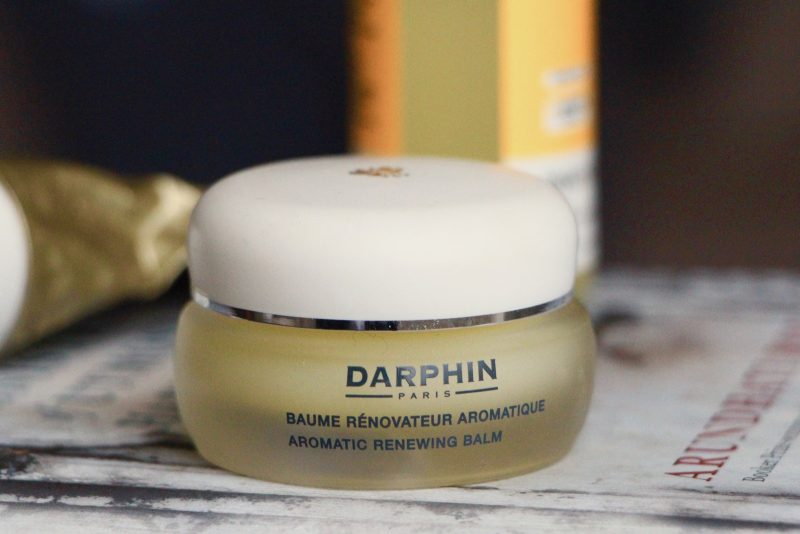 Back to Beauty: Darphin Aromatic Renewing Balm