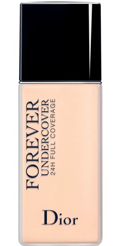 dior forever undercover full coverage foundation