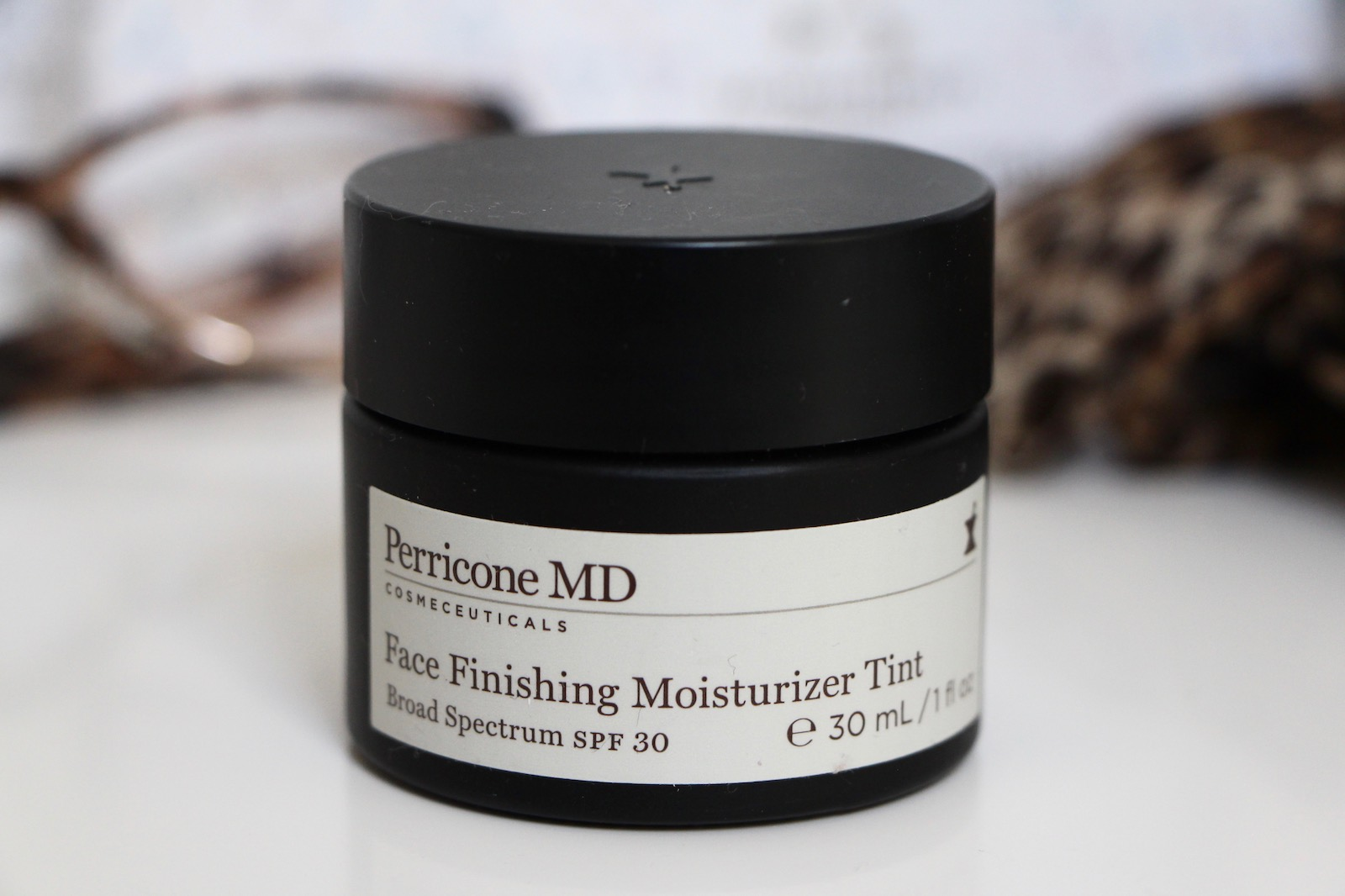 The Protecting, Tinting, Hydrating, Face-Finishing Moisturizer. Phew.