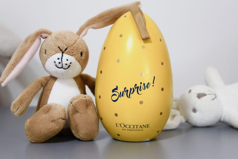 The L'Occitane Beauty Easter Egg