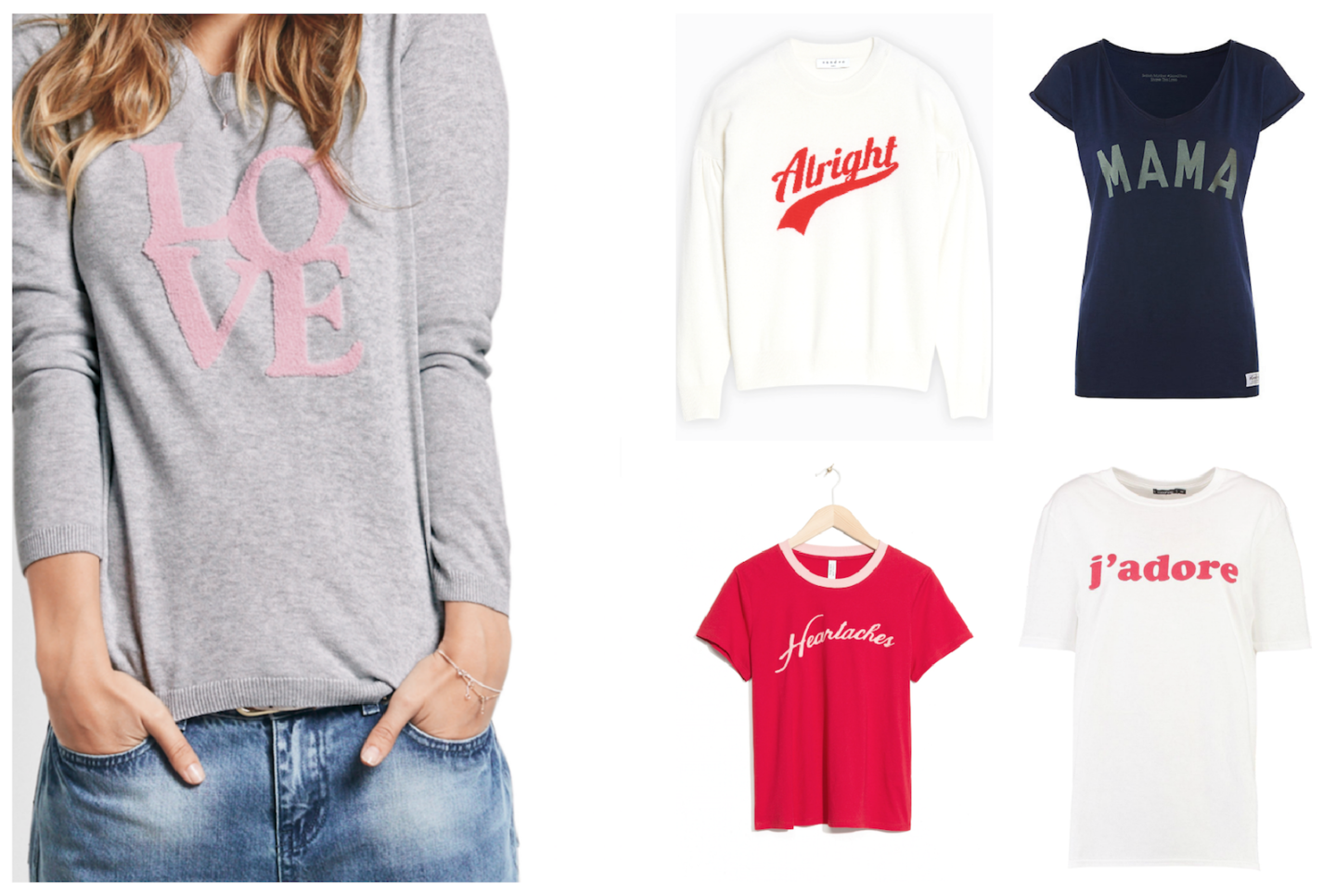 Weekly Window Shop: Logos a Go-Go