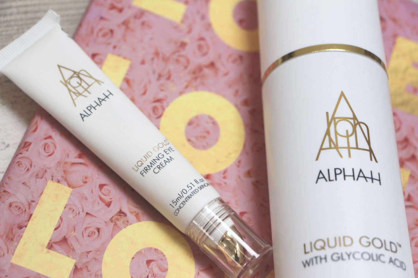 GIVEAWAY: The All-Powerful Liquid Gold